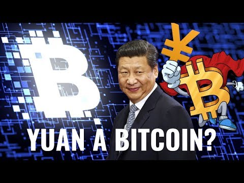 The Chinese Yuan A Piece Of Bitcoin