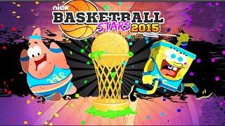 Spongebob Squarepants: Nickelodeon Basketball Stars 2015 - Nickelodeon Games