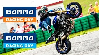 STUNTER 13 - GAMMA RACING DAY IN HOLLAND , ASSEN