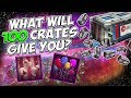 WHAT WILL A 100 ACCELERATOR CRATE OPENING GIVE YOU OPENING 100 ACCELERATOR CRATES ON ROCKET LEAGUE mp3