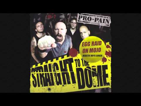 Pro Pain - Egg Raid On Mojo (Beastie Boys Cover)