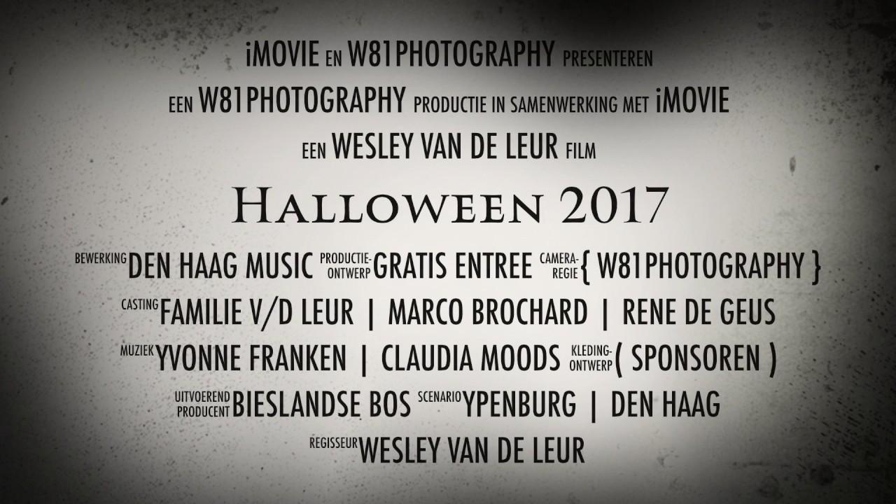 Ypenburg Halloween.Pas Op Het Wordt Freaky Pijnacker Nootdorp Actueel