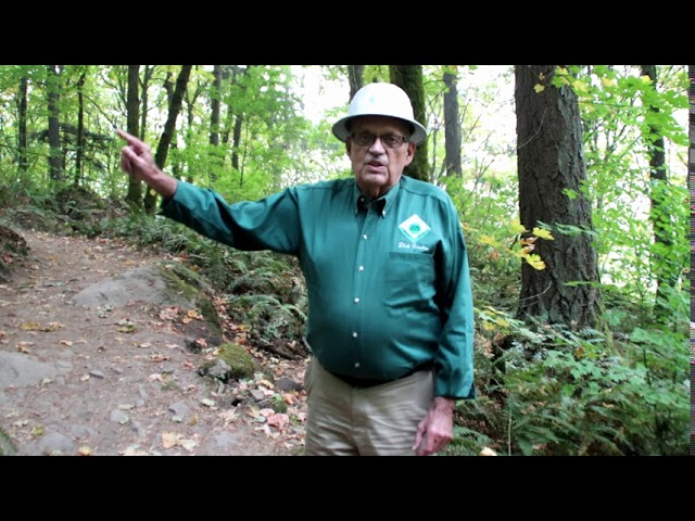 Dick Courter Discusses Forest Fires