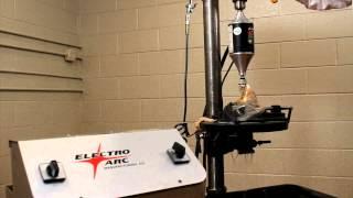 Portable Electro Arc Model 3-S Metal Disintegrator