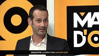 MATD'OR 2021 - HAULOTTE