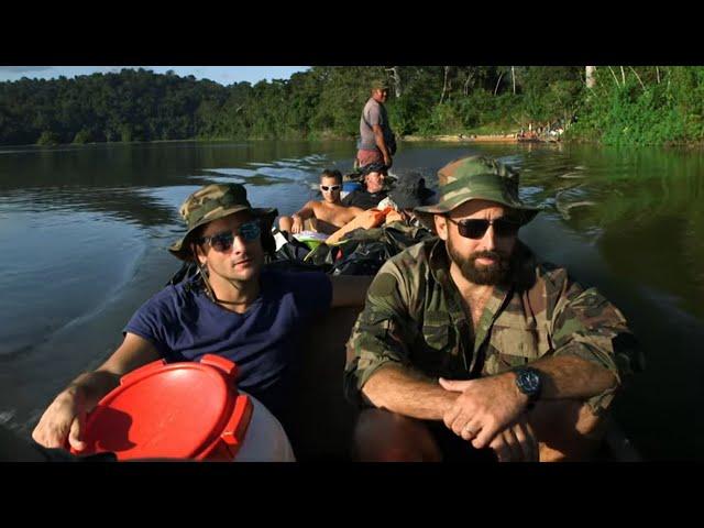 Les Tumuc-Humac : tourisme d'aventure en Guyane