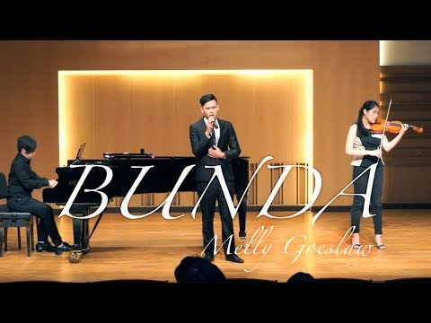BUNDA - Melly Goeslaw | Jim Willis Baritone Recital (Live in Taipei)