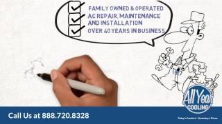 ऑल द ईयर शीतलक सभी अपने ए / सी आवश्यकताओं के लिए समाधान प्रदान करता है