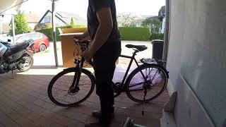 FahrradFahrrad-XXL.de Unboxing - CARVER 110 28 Zoll Diamant  Artikel-Nr.: X0033745-3