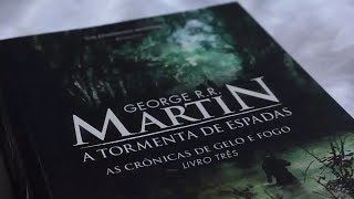 Game of Thrones - Book tour 3 - A Tormenta de Espadas