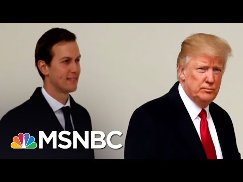 Jared Kushner And Russian Amb. Discussed Setting Up Secret Backchannel | Hardball | MSNBC
