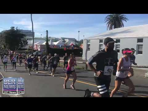 Start Of Butterfield & Vallis 5K Run, Jan 26 2020