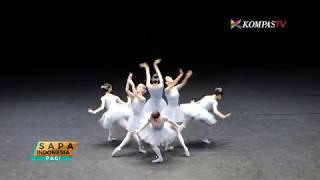 Penari Balet Salah Gerakan Justru Menuai Pujian