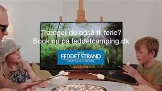 Feddet Strand Camping & Feriepark på Sjælland