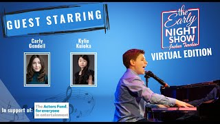S6 Ep13 Carly Gendell and Kylie Kuioka perform, PLUS live video from The Early Night Show LIVE