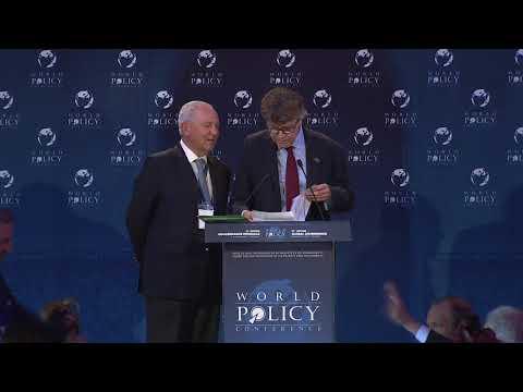 WPC2017 Déjeuner-débat 3 - Thierry de Montbrial FR