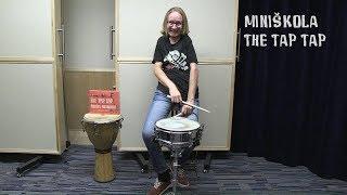 Miniškola The Tap Tap: lekce 55 (Bubenická opakovací písemka)