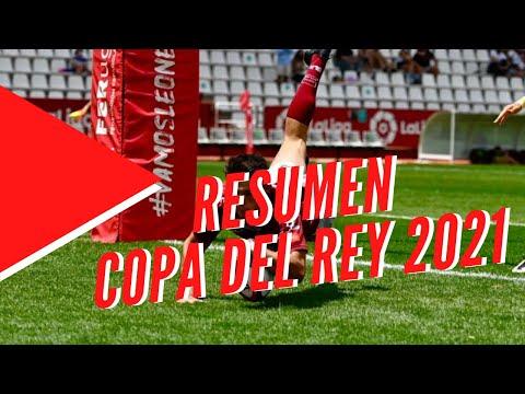 Resumen Copa del Rey 2021 - Burgos v Alcobendas