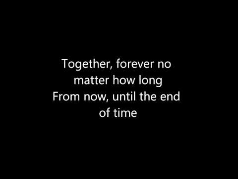 Pokemon-Together Forever lyrics