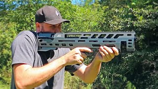 Evanix Rainstorm 3D bull pup  22 Air-Rifle