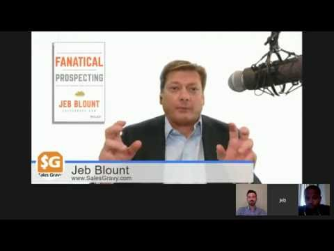 Jeb Blount: Why You Suck At Prospecting And How To Fix It (S2 E1)