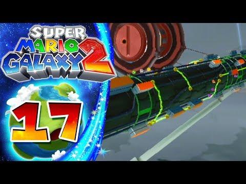 Super Mario Galaxy 2 ITA [Parte 17 - Esplosione elettrizzante]