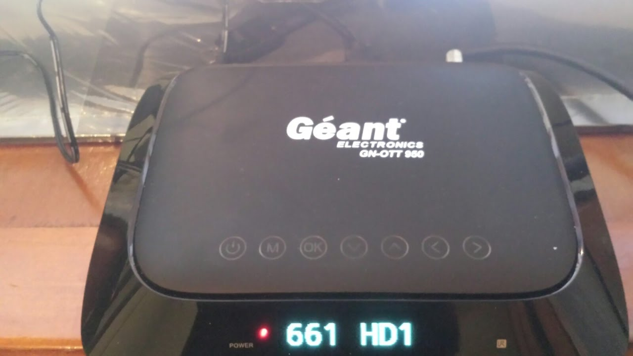 flash geant ott 950