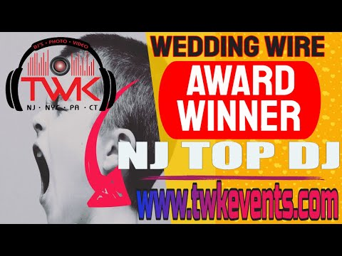 NJ Wedding DJ | Spanish & English MC's | TWK Events