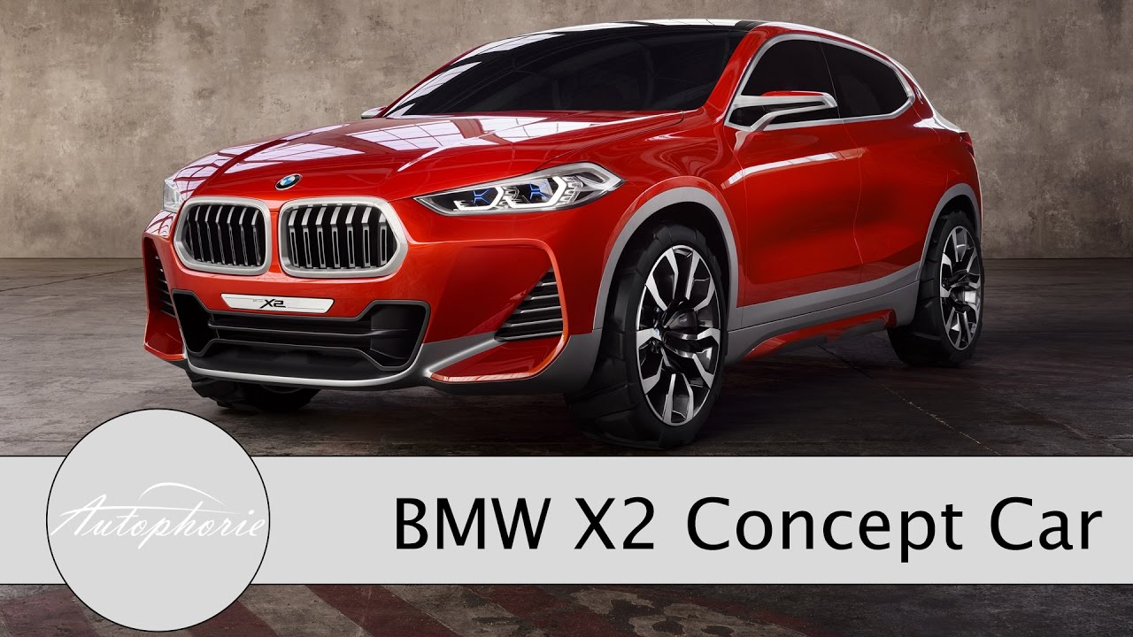 news bmw concept x2 weltpremiere bmw x2 concept car. Black Bedroom Furniture Sets. Home Design Ideas