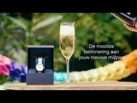 Geliefde Een horloge als cadeau voor het afstuderen | Prisma Horloges @II34