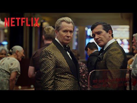 《洗鈔事務所》  正式預告   Netflix