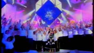 Tina Arena - Aller Plus Haut (Les 500 Choristes)