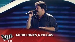 """Pedro Culiandro - """"Oración del Remanso"""" - Audiencia a Ciega..."""