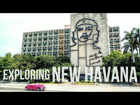 HAVANA, CUBA Things to DO | New HAVANA | PLAZA de la REVOLUCION & Exploring NUCLEAR BUNKERS!