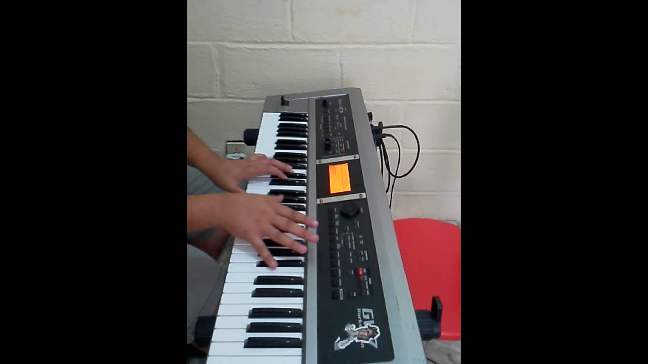 Thousand Years / Piano Roland GW7