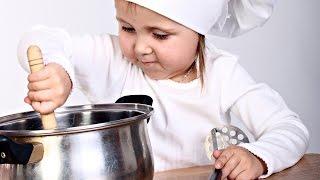 Навыки самообслуживания у ребенка