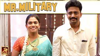 Mr Military I RJ Sha & Ival Nandhini I Black Sheep