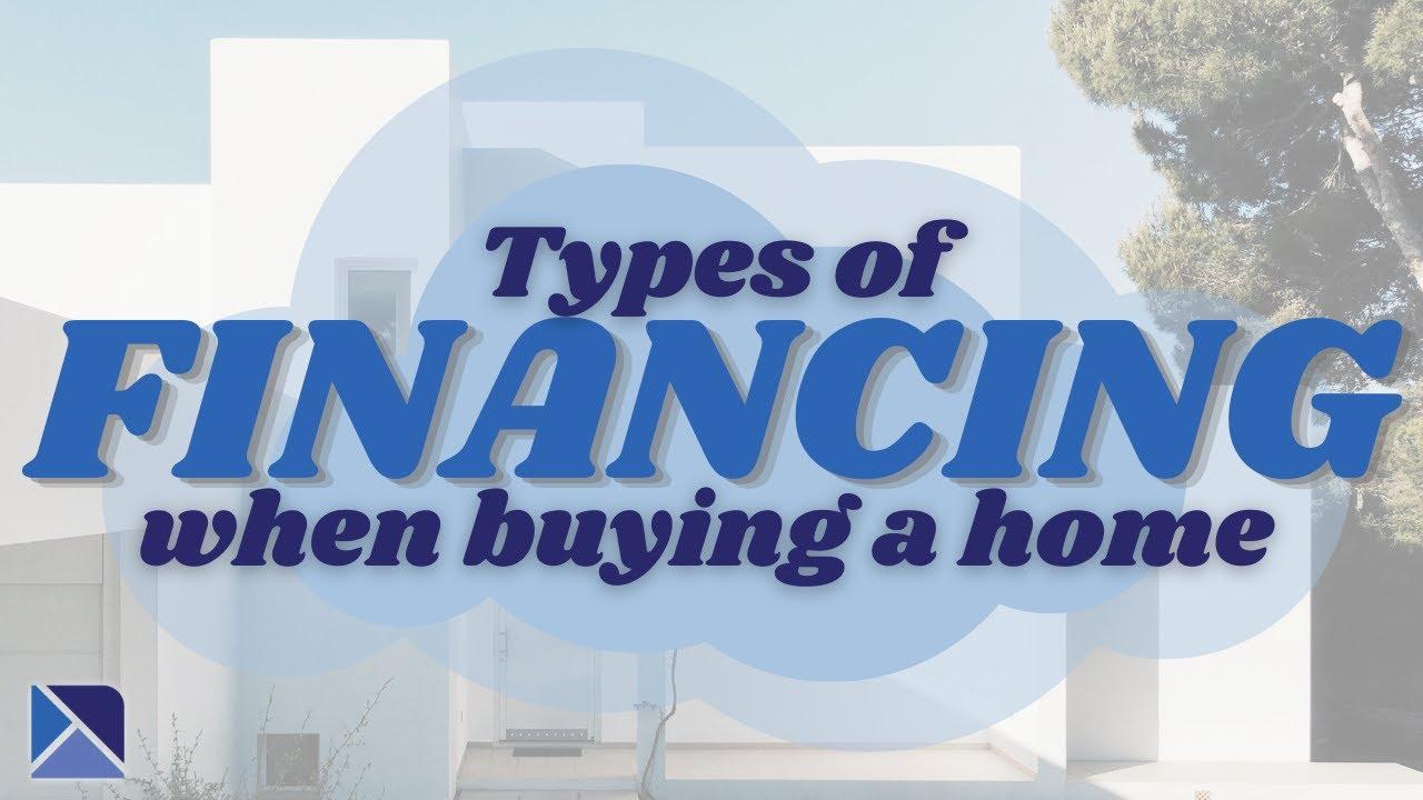 Financing options when buying a house | Georgia Housing Market