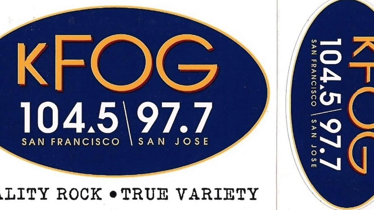 104.5 KFOG (San Francsico) 97.7 KFFG (San Jose) - Station ID - YouTube