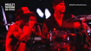 Red Hot Chili Peppers - Blood Sugar Sex Magik - Live, Rio de Janeiro, Brazil, 11-02-2013 (HQ) 1080p