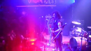 Blizzen - Peace is for the Weak [Live @ Kakadu, Limburg(Ger) 2014]