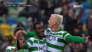 Sporting 2:1 Portimonense