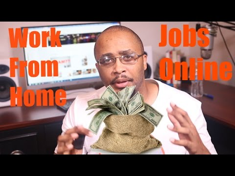 How To Work From Home - Online Jobs In 2017