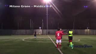 ROAD TO MADRID OTTICA FINZI - GIRONE B - DODICESIMA GIORNATA - Milano Grone vs Maldita