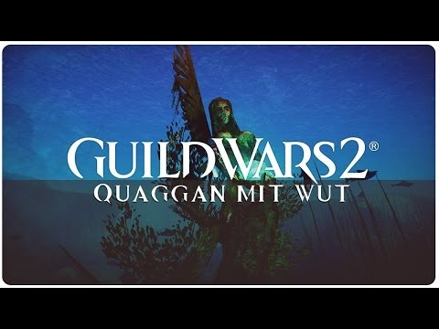 #083 ★ Quaggan mit Wut - GUILD WARS 2 - Let's Play