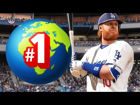 Playing The #1 Ranked MLB The Show 19 Player In The World!