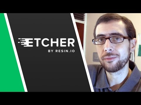 Etcher - Burn images to SD cards & USB drives, safely and easily