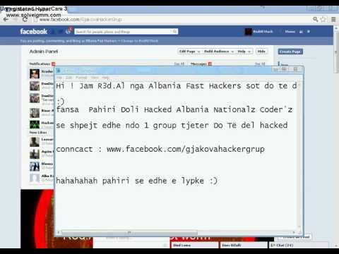 Albania Nationalz Coder'z del hacked nga : AFH Albania Fast Hackers