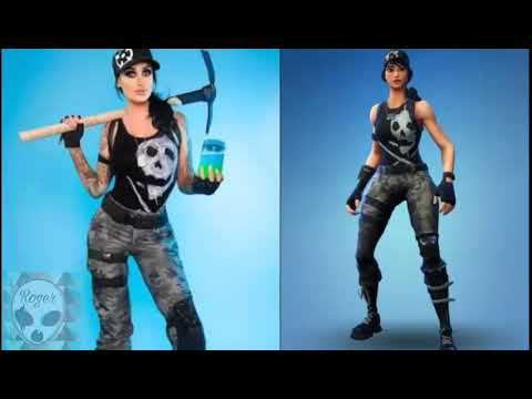 18 Hot Cosplays Fortnite 161 161 Mejores Cosplays De Fortnite