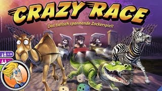 Crazy Race — game overview at Spielwarenmesse 2017